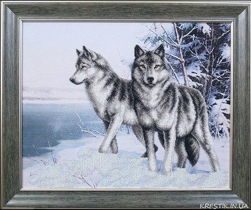 Волки (Наборы для вышивки