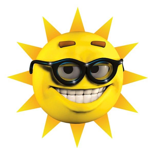 Смешные картинки солнца, картинки