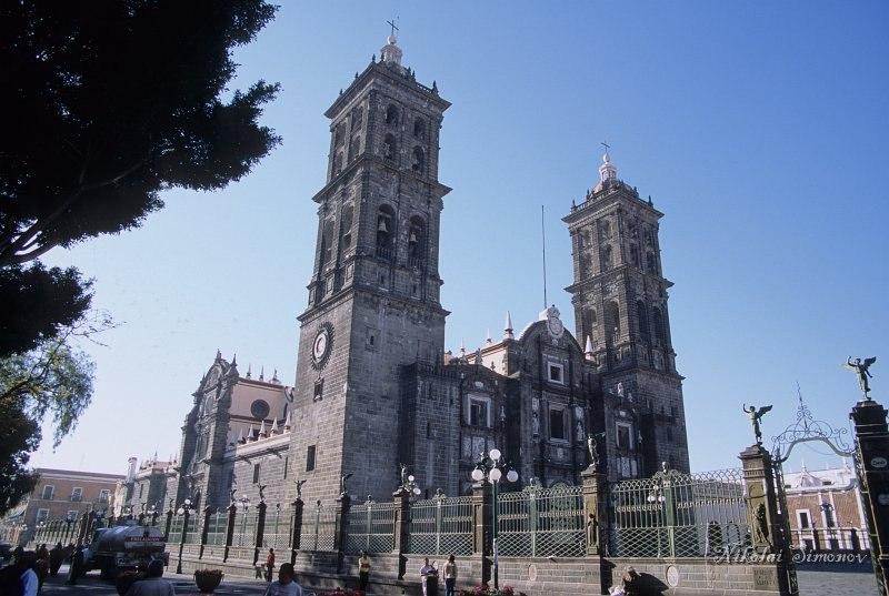 Туры в Пуэблу, Мексика