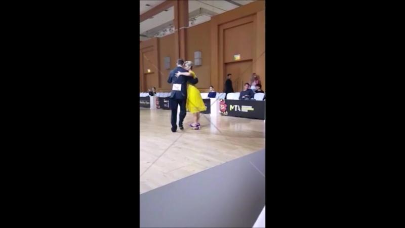 Турнир PRO AM Студенты и преподаватели школы танцев Романа Ковгана