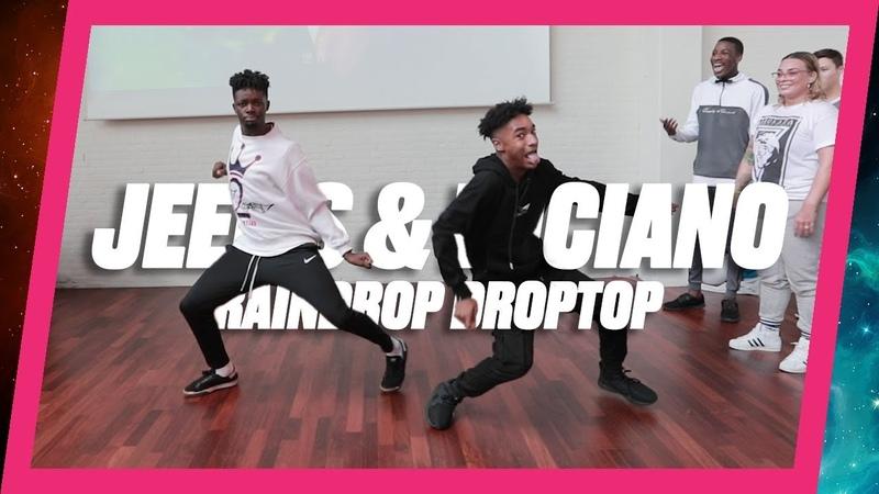 Luciano Jeems | Hip Hop Choreography | Orokana Friends Workshops 6
