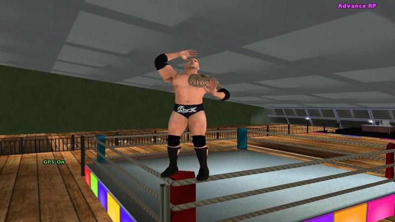 WWE - RAW IS WAR 1999. Эпизод. Chris Jericho`s Debut. ADVANCE RP PURPLE! КОНЦЕРТНЫЙ ЗАЛ!