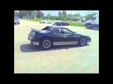 World's Fastest Fiero? 383 Stroker V-8 Supercharged with Performance Cam, Headers, Tuned, Etc.