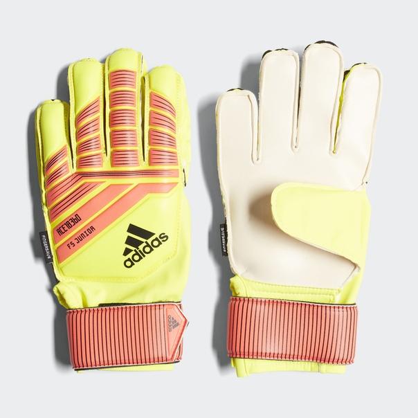 Вратарские перчатки Predator Fingersave Junior