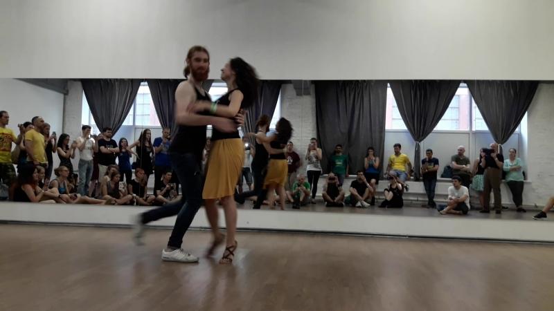 Forroaru-2 день-Сандро и Настя (танец)