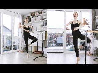 Ballet Barre - Improver_Elementary 1 - NO Intros - Exclusive Classical Ballet Classes - Lazy Dancer Studio