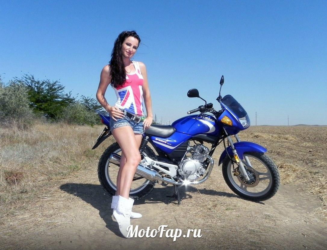 Yamaha YBR 125 — идеальный мотоцикл для новичка