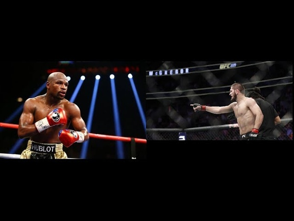 Fight Night Champion Флойд Мейвезер - Хабиб Нурмагомедов (Floyd Mayweather Jr - Khabib Nurmagomedov)