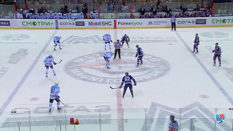 Моменты из матчей КХЛ сезона 14 15 Гол 1 2 Зарипов Данис Металлург Мг забросил шайбу и сократил до минимума отрыв от соп