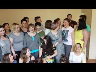 голосовой тренинг Нины Ведениной-Меерсон