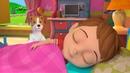 Ты спишь брат Джон Детский Мультяшный Детские стишки Are You Sleeping Brother John 3D Rhymes