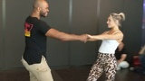 SSZF2018 Becky &amp Leo in Saturday workshops demo ~ Zouk Soul