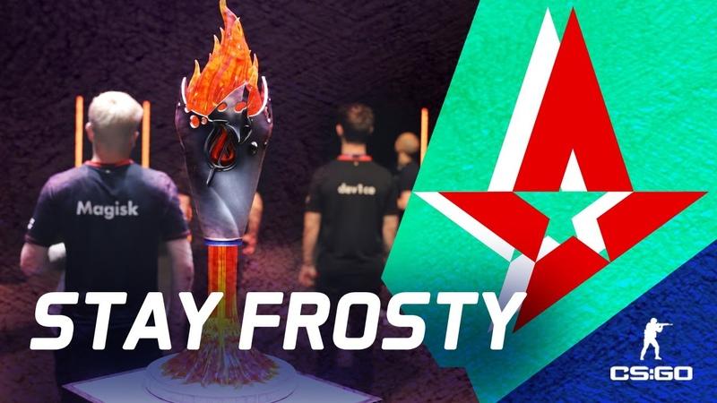 Inside Astralis – Stay Frosty | eSports.com