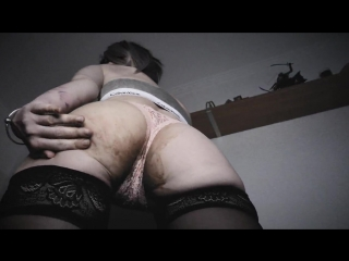 Sweetbettyparlour - panty shit dirty scat girl