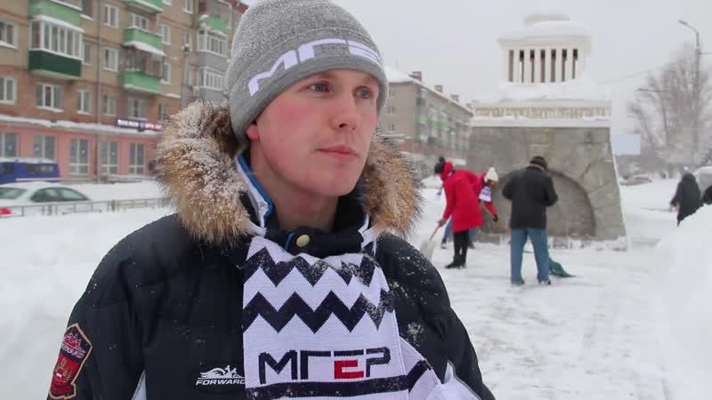 «Молодая Гвардия Единой России» привела в порядок памятник героям блокадного Ленинграда