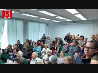 Публичные слушания по расширению полигона «Лесная». Самое важное _ Мы говорим вс