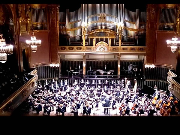 A. Rybnikov Symphony no. 6 Simfonia Tenebre Movement 2.