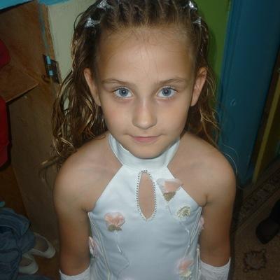 Ксения Гайсина, 3 декабря 1991, Стерлитамак, id196017841