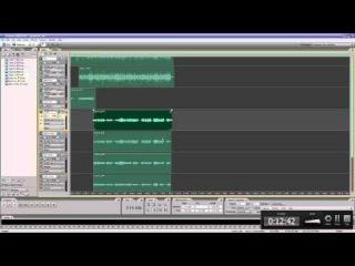 Запись гитары и голоса в Adobe Audition 3.0
