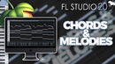 How to make BETTER CHORDS MELODIES in FL STUDIO