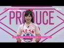 ENG sub PRODUCE48 AKB48ㅣ혼다 히토미ㅣ에너제틱 치어리딩 소녀 @자기소개_1분 PR 180615 EP.0