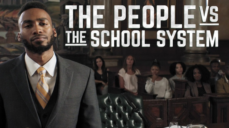 I JUST SUED THE SCHOOL SYSTEM