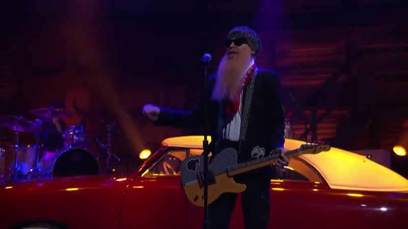 BILLY GIBBONS - Treat Her Right