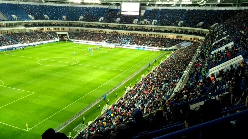 Балтика-Химки. Новый стадион в Калининграде