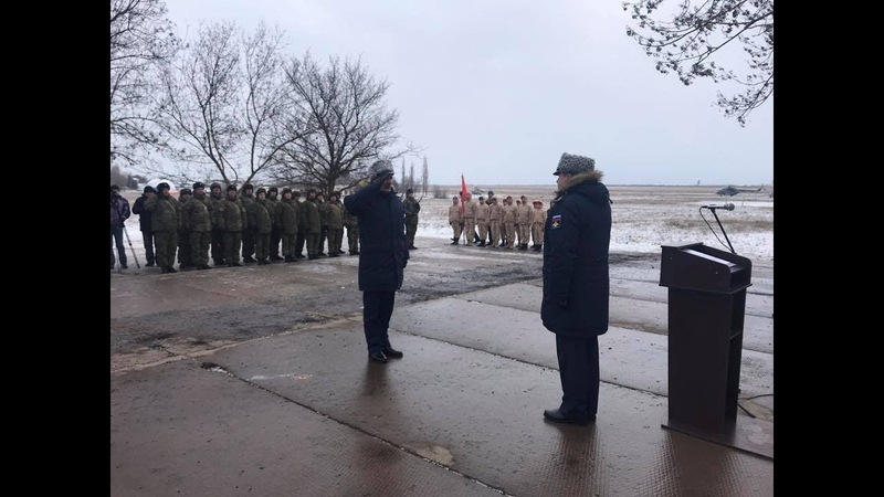 В Джанкое заступил на боевое дежурство дивизион ЗРК С 400 «Триумф»