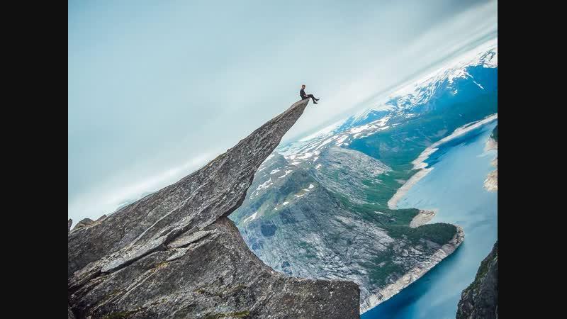 Альпинизм без страховки - восхождение альпинистов