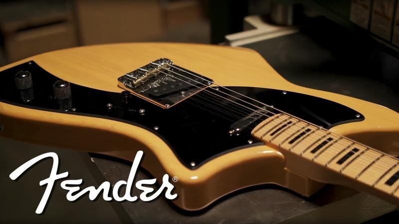 Introducing the Fender Meteora | Parallel Universe | Fender