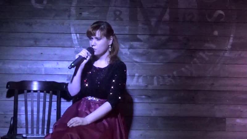 Оксана Дроздова о своём творчестве вид.1377