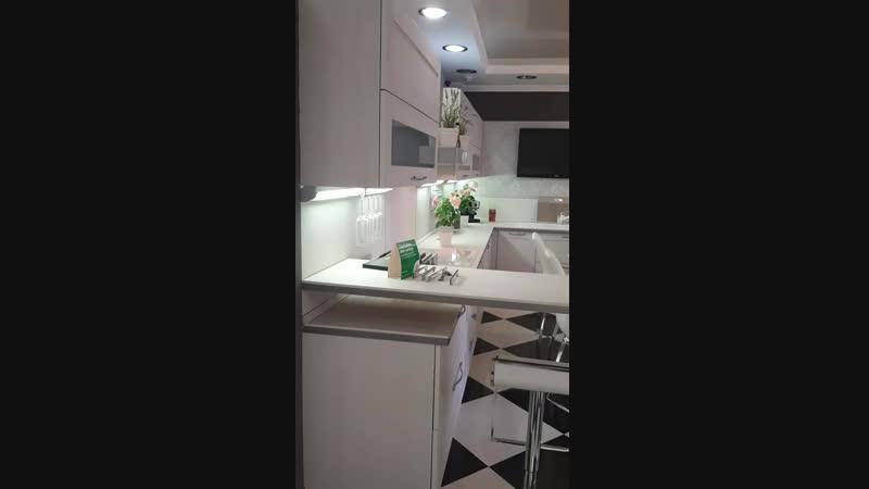 кухни в нашем салоне