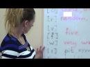 Произношение английских слов. Учим английское произношение.
