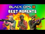 Black Ops 2 Best Moments - Funny Moments, Killcams, Remix, Epic Kills, Fun w/ Friends (Thank you)