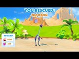 Troodon Animals ICE AGE Adventures - Gameplay Walkthrough Part 26 HD