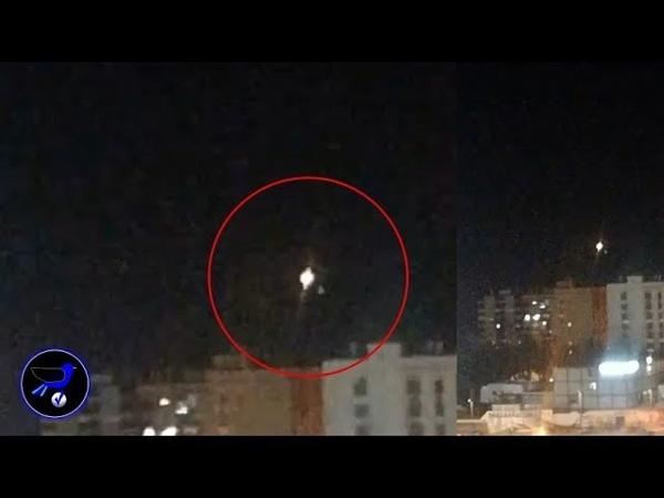 Wow! Best UFO sighting of this year in Cork, Ireland! Nov 26,2018