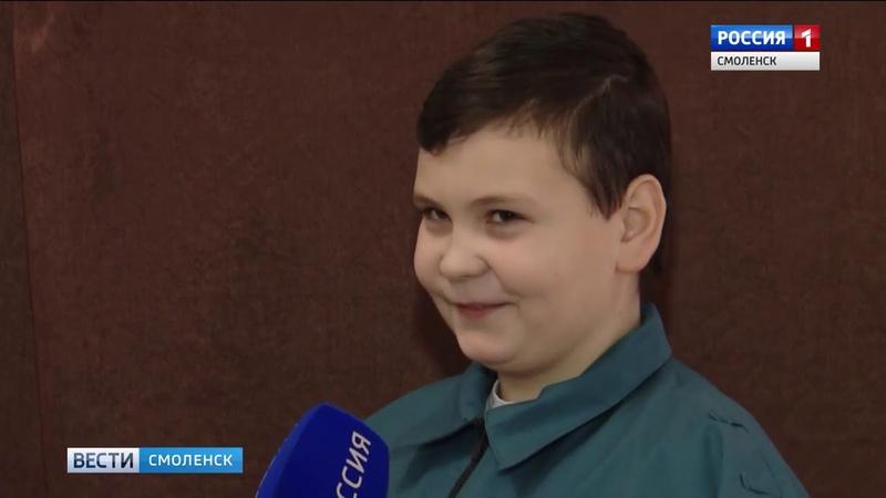 Телекомпания «ГТРК Смоленск» - В Смоленске завершился детский противопожарный конкурс