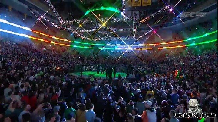 Conor McGregor vs Dennis Siver