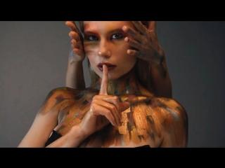 GOLD AMAZING GIRL ( Сексуальная, Ню, Модель, Nude 18+ ) Приватное