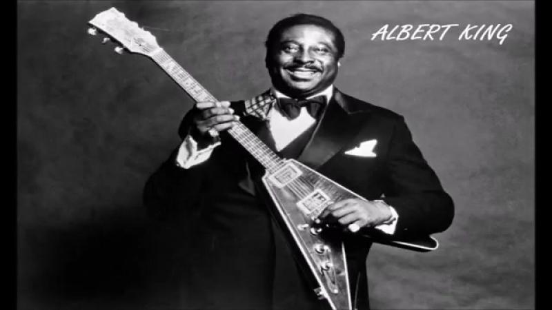 ALBERT KING - Calling On My Darling