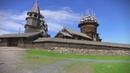 Музей под открытым небом КИЖИ (Карелия, Онежское озеро)