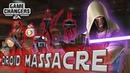 Droid massacre - arena against REVAN - Star Wars Galaxy of Heroes