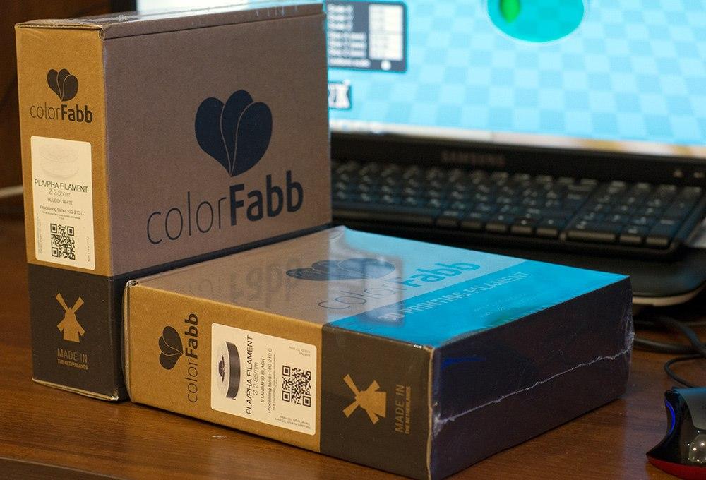 ColorFabb и европейское качество.