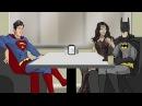 Как следовало закончить фильм Бэтмен против Супермена На заре справедливости Русская озвучка