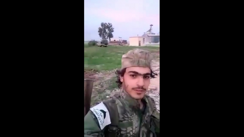 US just listed HTS as a terrorist group recently. - Now HTS posts a video of their members in full uniform, with HTS patches, al