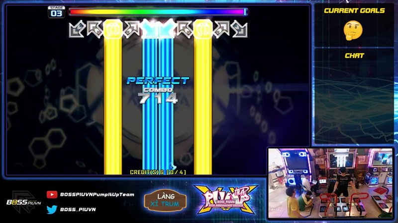 ZHAOYUN | Yog-Sothoth S23 D25 | PUMP IT UP XX Live Action Play!!