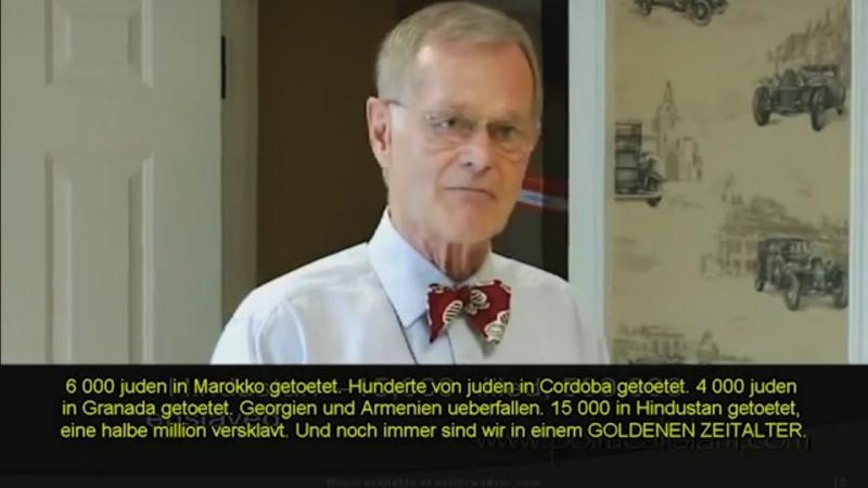 Bill Warner-1400 Jahre Jihad - Die Blutige Geschichte des Islam (Deutsche Untertitel)