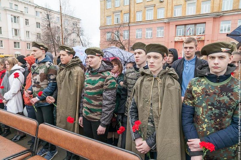 Нижний Тагил,митинг,день Победы