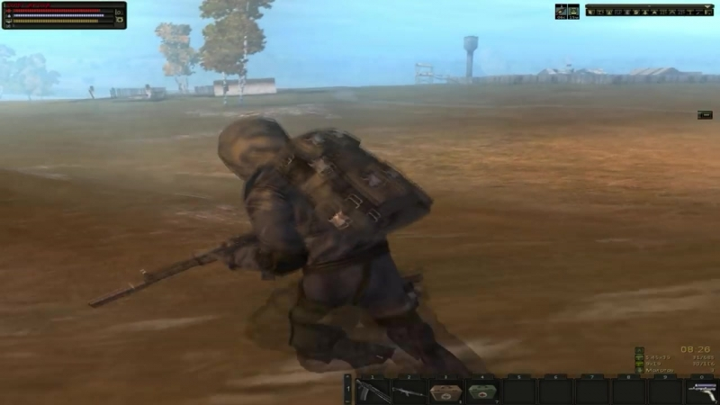 Stalker Online алко захват от Дрозда